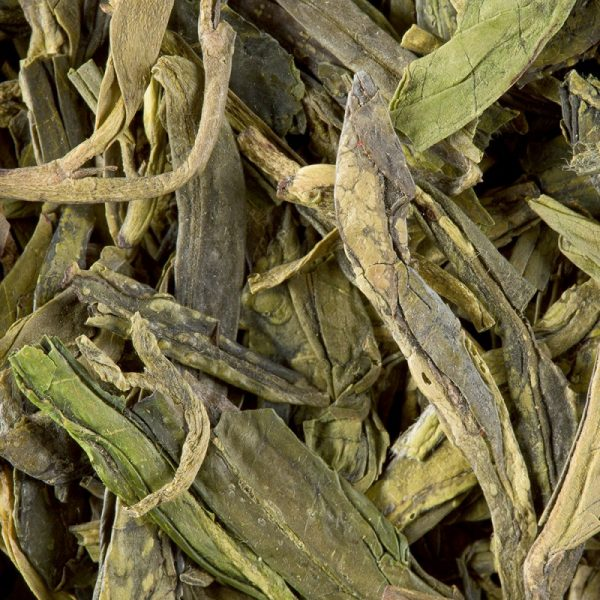 thé de chine lung ching le puits du dragon
