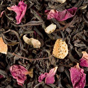 thé noir bulgare