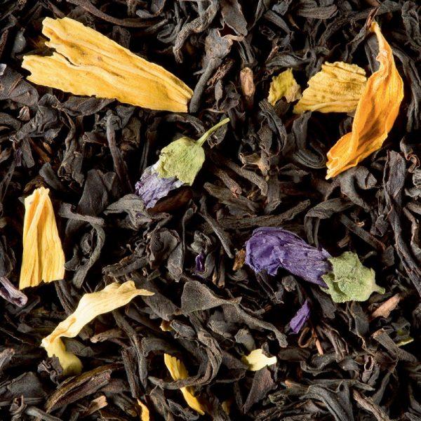 thé noir mélange mysterieux