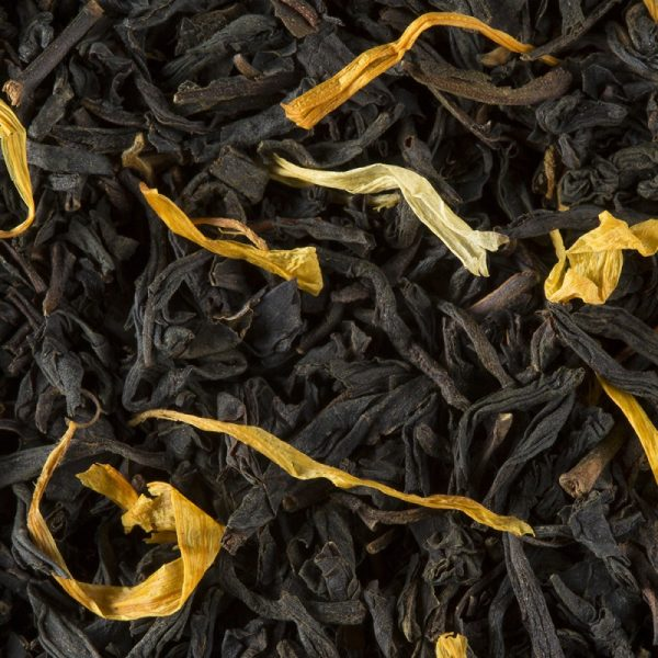 thé noir noël a londres