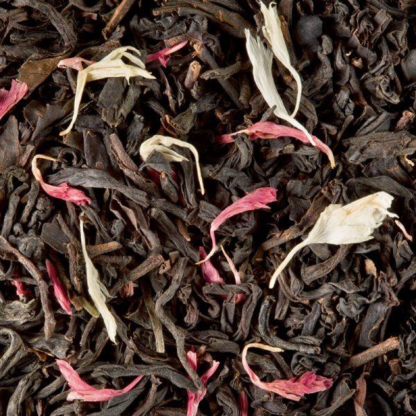 thé noir noël a paris
