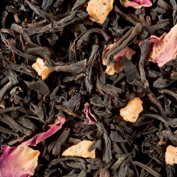 thé noir noël a saint petersbourg