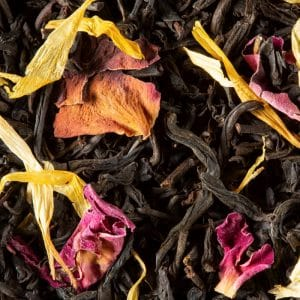 thé noir noël a venise