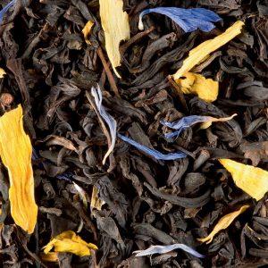 thé noir noel en provence