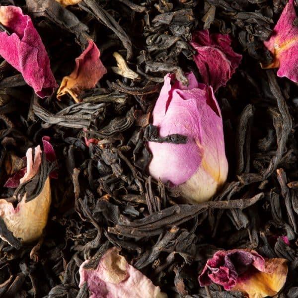thé noir nosy bey