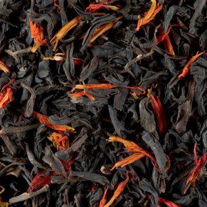 thé noir pecan pie