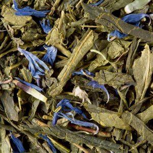 thé vert earl grey vert calabria