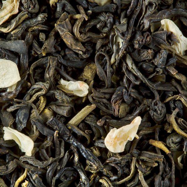 thé vert mandarin jasmin