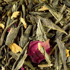 thé vert thé des deux chinois