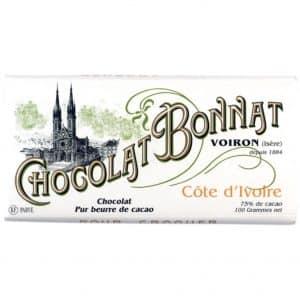 cote d'ivoire chocolat bonnat