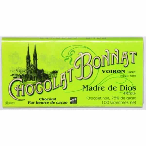 Madre de Dios Perou chocolat bonnat