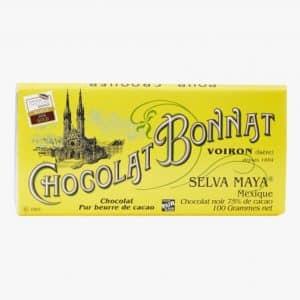 selva maya chocolat bonnat