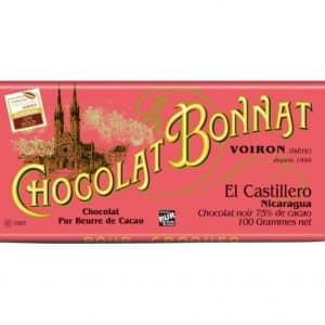 El Castillo Nicaragua chocolat bonnat