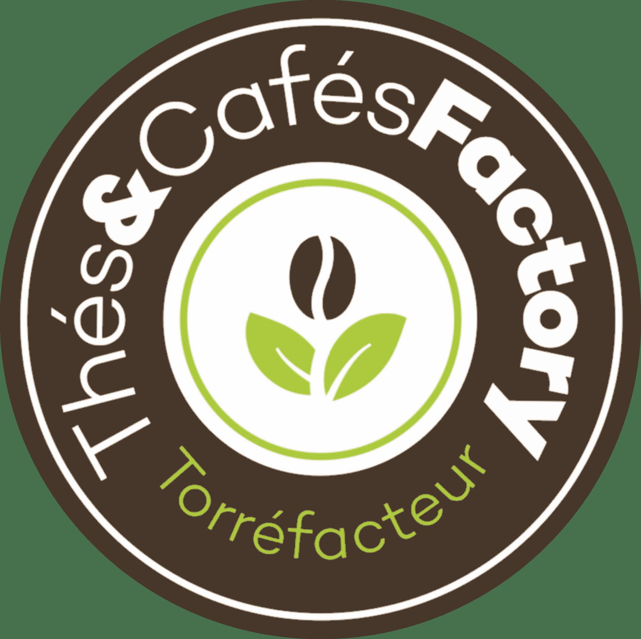 logo Thés & Cafés FACTORY