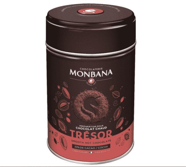 trésor de chocolat monbana