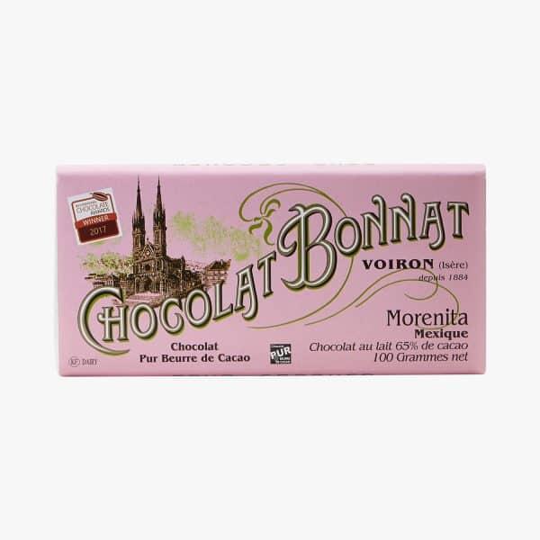 morenita mexique chocolat bonnat