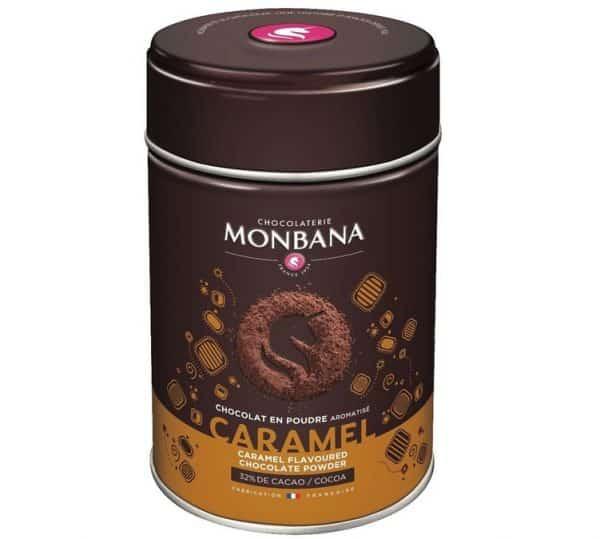 choco caramel monbana