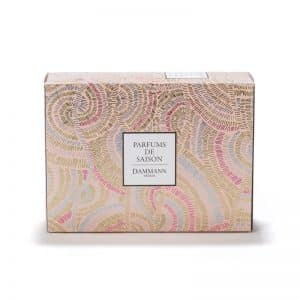 coffret parfums de saison printemps