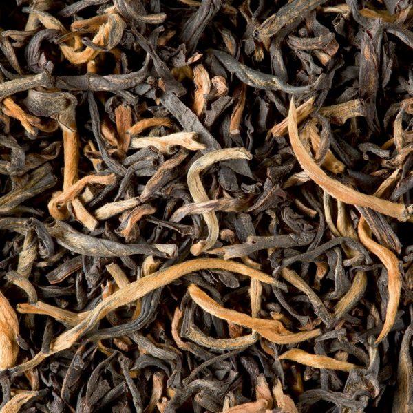 thé noir mélange des seigneurs