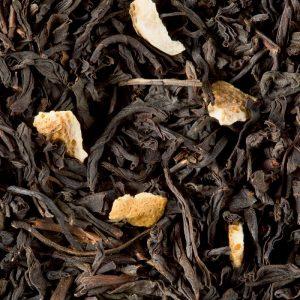 thé noir thé des poètes