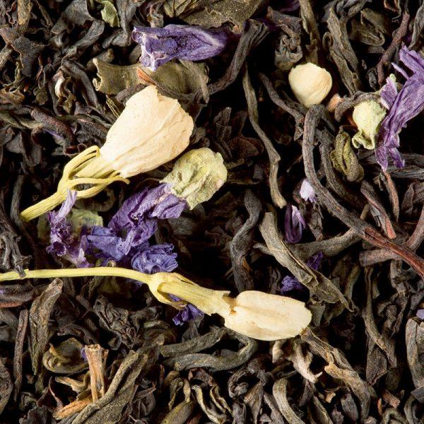 thé noir thé des sages