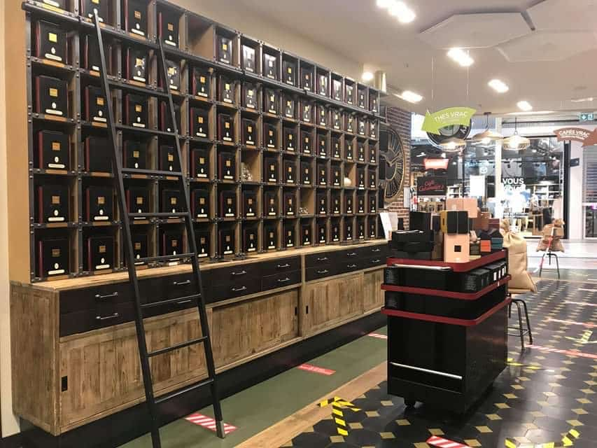 la boutique thés et cafés factory