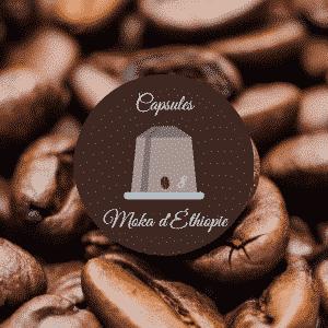capsules Moka
