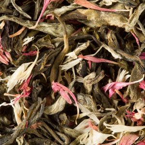 thé blanc christmas tea blanc