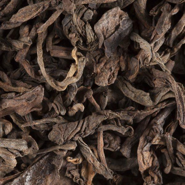 thé de chine original pu-erh