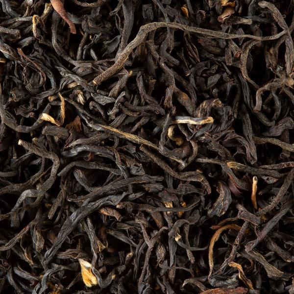 thé noir hoja caoba